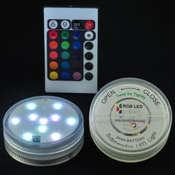 Led submersible