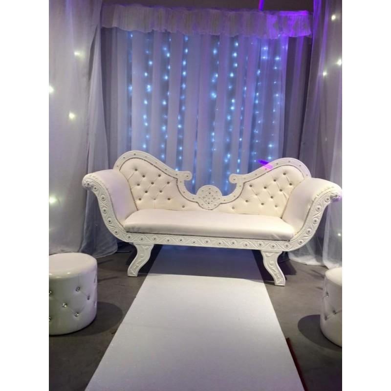 rideau lumineux blanc. Black Bedroom Furniture Sets. Home Design Ideas